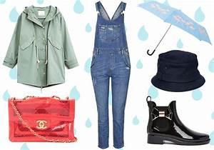 tenue de pluie 30 vetements et accessoires pour etre With vêtements de pluie femme