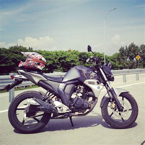 Review Yamaha Byson Fi by Test Ride Dan Review Yamaha Byson Fuel Injection Sport
