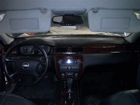 service manual   remove  chevrolet impala glove