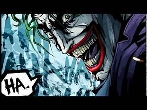 Joker Evil Laugh - YouTube