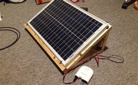 solaranlage selber bauen bauplan