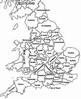 Map England Quiz Counties Google αναζήτηση Maps Discover Characters Gr sketch template