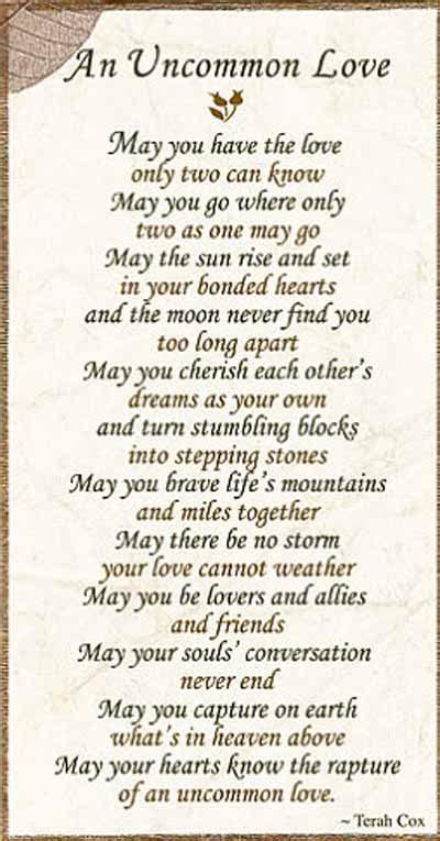 wedding poems  quotes quotesgram