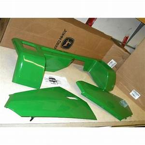 John Deere Mower Gx75 Sx85 Gx85 Gx95 Right Side Panel