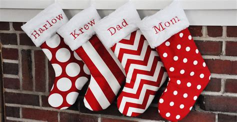 handmade christmas stocking ideas    great