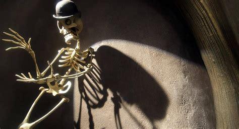 fond decran hd squelette mariee mort vivante les