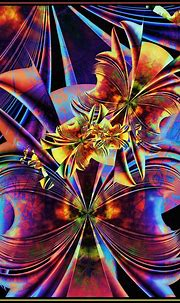 Photon Flower by mdichow on DeviantArt | Fractal images ...