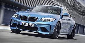 Bmw M2 Coupe Officially Unveiled