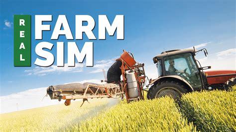 Yeni Iftilik Simlasyonu Real Farm Sim Duyuruldu