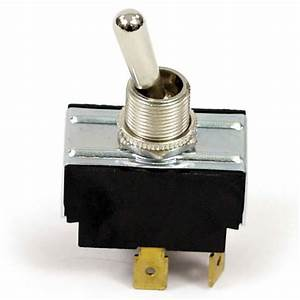 Spst Toggle Switch 20 Amp 110v  Contractcleanersupplies Com