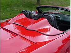 Porsche Boxster Speedster Covers and Spoilers