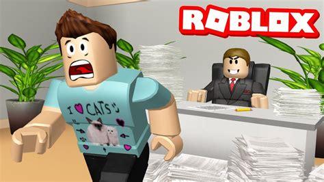 roblox office obby   vidram