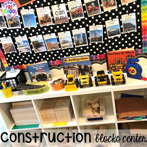 construction themed centers amp activities for 919 | Slide19