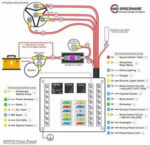 12 Fuse Box  U2013 Automotive  U0026 Marine