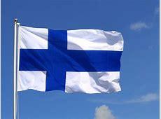 Große Finnland Flagge 150 x 250 cm FlaggenPlatzde