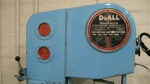Doall Contour Machine
