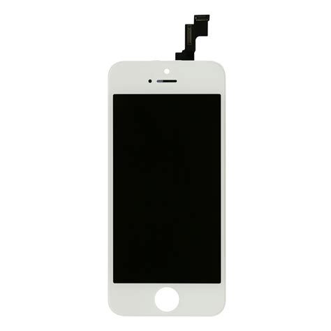 iphone 5s digitizer iphone 5s white lcd screen and digitizer aftermarket
