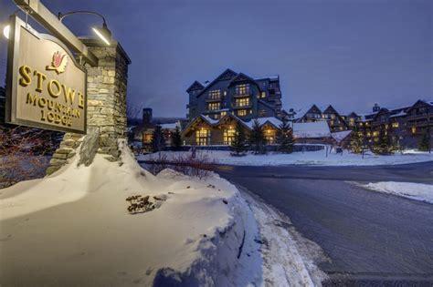 lodge  spruce peak amenities stowe country homes