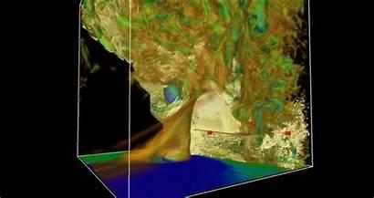 Tornado Spectacular Simulation Create Scientists Ef Computer
