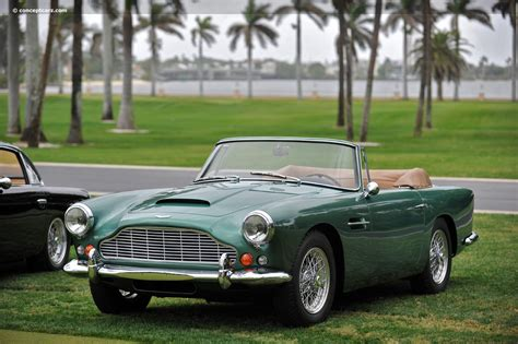 Auction Results And Data For 1963 Aston Martin Db4