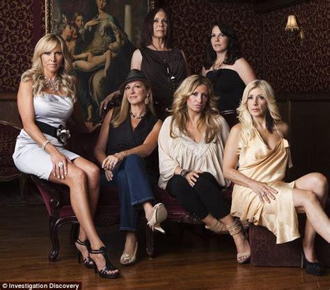wives  girlfriends   yorks  notorious mafiosi