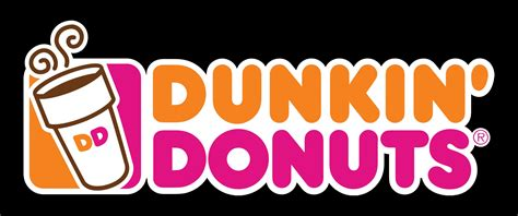dunkin donuts logo dunkin donuts symbol meaning history  evolution