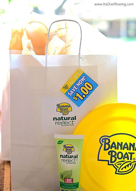 Banana Boat Sunscreen No Expiration Date by Enter To Win A Banana Boat Prize Pack Ends 06 19 2012