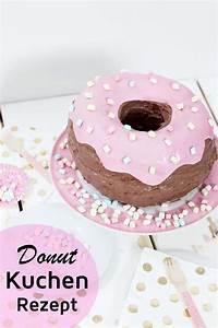 Zitronenguss Selber Machen : ausgefallene kuchen rezepte donut torte backen donuts kuchen and cake ~ Eleganceandgraceweddings.com Haus und Dekorationen
