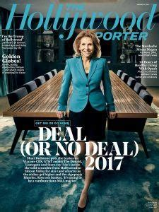 Hollywood Reporter Print (Includes iPad) – MagMall