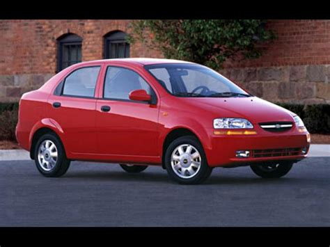 Sell 2005 Chevrolet Aveo In Sioux Falls, South Dakota Peddle