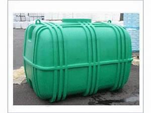 Recuperation Eau De Pluie : cuve recuperation eau ~ Premium-room.com Idées de Décoration