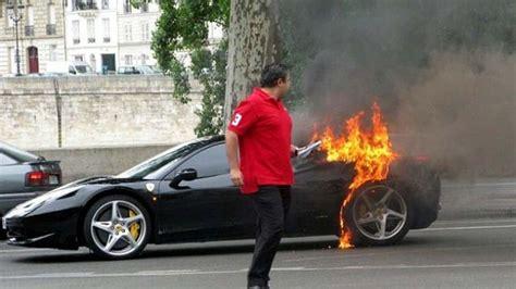 Ferrari 458 Italia recalled due to fire hazard - Roadshow