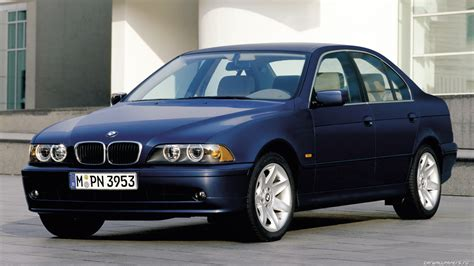 2001 Bmw 5 Series Information And Photos Zombiedrive