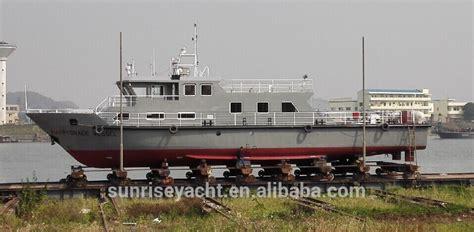 Small Boat Yard For Sale by 30 M En Acier Bateau Militaire Patrouille Bateau Pour