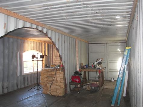 build my home my shipping container cabin shelter green building forum at permies homes