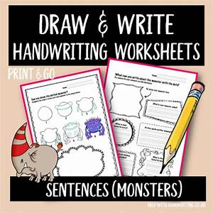 Combine Drawing  U0026 Writing Activities Together Archives