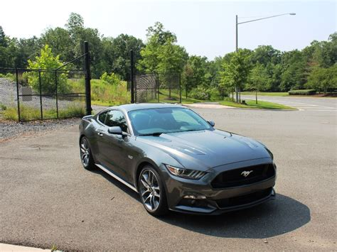 Ford Mustang 2015 Review by 2015 Ford Mustang Review Carfax