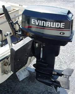 1997 Evinrude 25 Hp