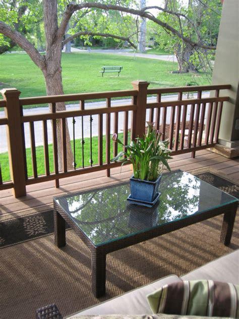 craftsman front porch craftsman porch denver  lawrence  gomez architects