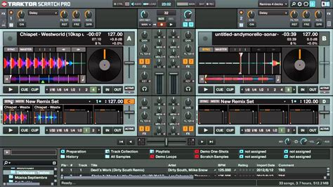 traktor remix decks tutorial traktor scratch pro 2 5 1 tutorial creating a remix deck