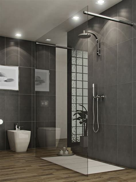 ideas for modern bathrooms 11 awesome modern bathrooms with glass showers ideas