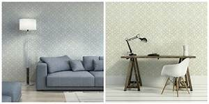 Papier Peint Bureau : d co bureau papier peint ~ Melissatoandfro.com Idées de Décoration