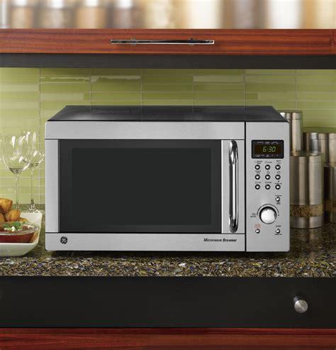 ge  cu ft capacity countertop microwave oven jessf ge appliances