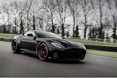 Aston Martin Heuer Tag Dbs Supercar Side