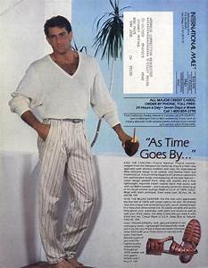vintage early 90s mens fashion/resort casual | Seneca ...