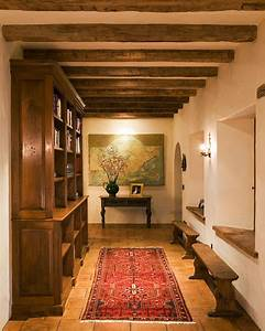 Rustic Industrial Design 18 Appealing Southwestern Hallway Designs That Can