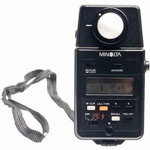 Used Konica Minolta  Minolta  Auto Meter Iiif