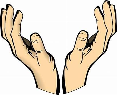 Hands Clip Vector Clipart Domain Clker Cliparts