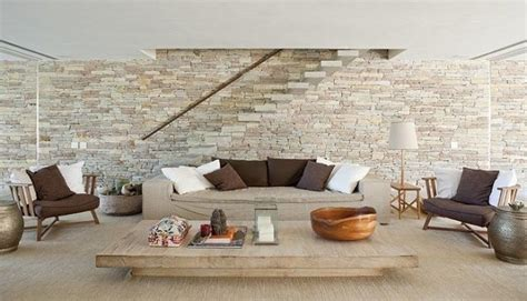 revetement mural naturelle 1000 images about parements on design ps and living room designs