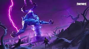 Fortnite Storm King Special Event Rewards Detailed Game Rant